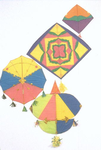 Indian Fighter Kites